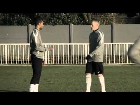 Ashley Cole's Defense Session: Nike Soccer