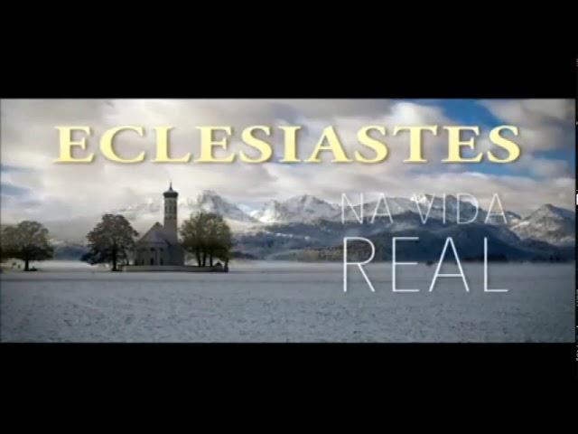 Eclesiastes na Vida Real -  Um homem de resoluções corre, mas não consegue parar por causa do vicio