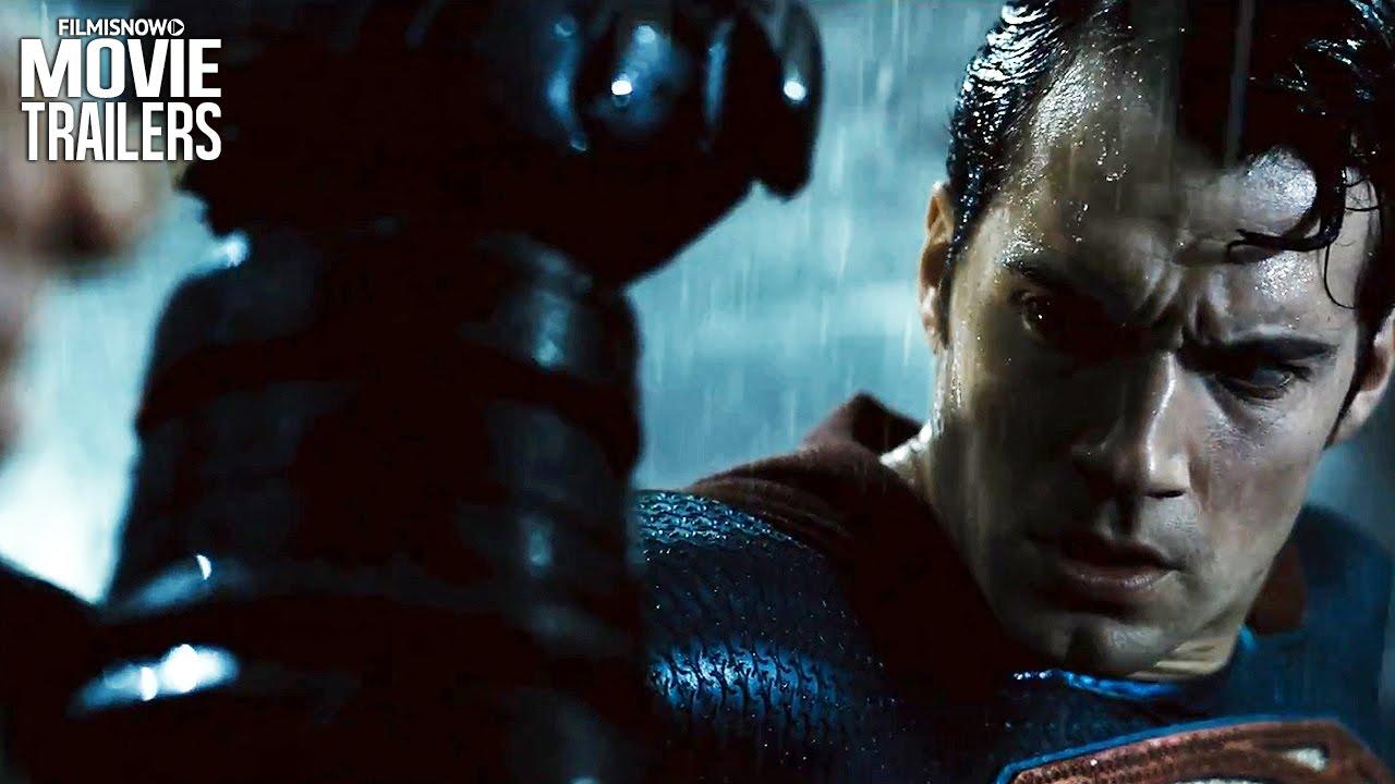 Batman v Superman: Dawn of Justice Final Trailer [HD]