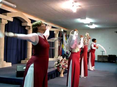 Cjc Praise Dance - they That Wait By Fred Hammond Ft. John P. Kee video
