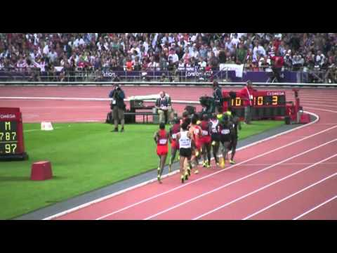 London 2012: Mo Farah Winning 5k Olympic Gold