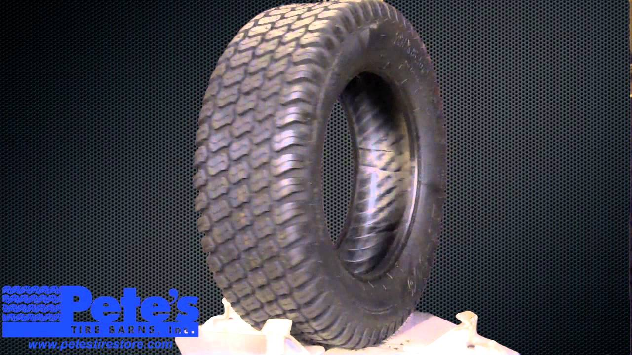bkt lg lawn tractor tire   youtube