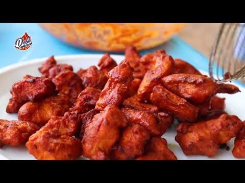 Chicken 65 Recipe | Restaurant Style Chicken 65 | सबसे आसान तरीका चिकन 65 बनानेका
