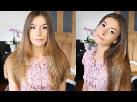 Видео как отрастить волосы