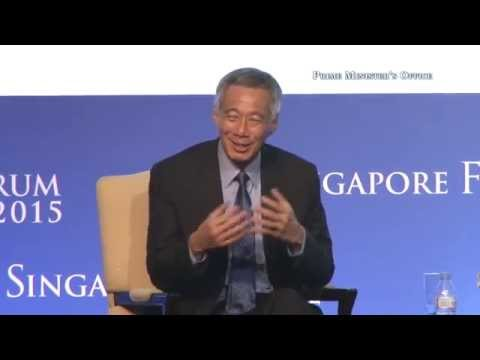 On the emerging US-China relationship (2015 Singapore Forum)