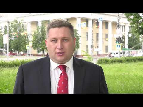 Поздравление директора департамента здравоохранения Ивановской области Артура Фокина ко Дню медика (видео)