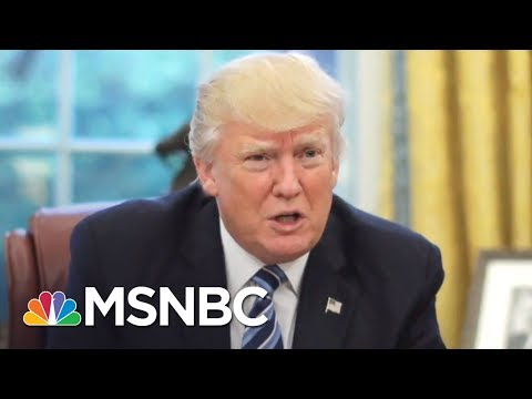 How Worried Is GOP About Donald Trump? It's An '11 Out Of 10' | The 11th Hour | MSNBC