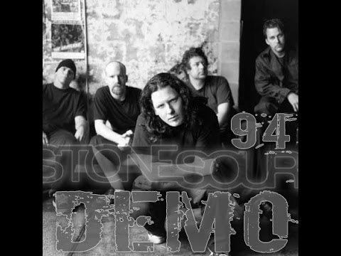 Stone Sour - Can t believe old demo