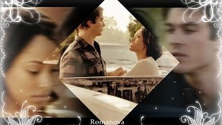 Bonnie and Damon l Плыли мы