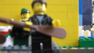 U2 Mysterious ways - Lego Music Video