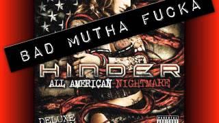 Watch Hinder Bad Mutha Fucka video
