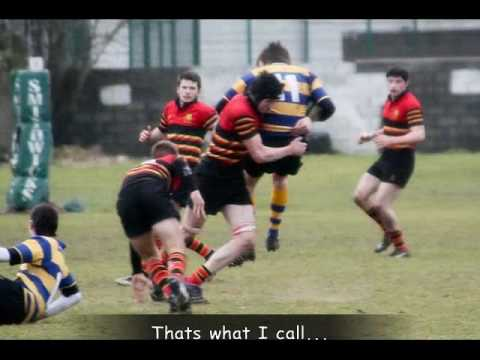 CBC Monkstown Rugby 2009/10 - The Taste Of Defeat
