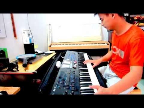 Đàn Organ Chiếc Áo Bà Ba  Nguyễn Kiên Roland Bk9nhaccugiatot video