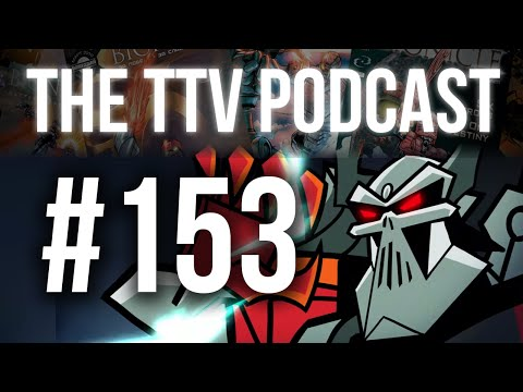The TTV Podcast - 153 - The Great Debate