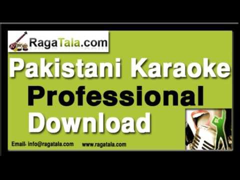 Dil mein toofan chupaye - Pakistani Karaoke Track