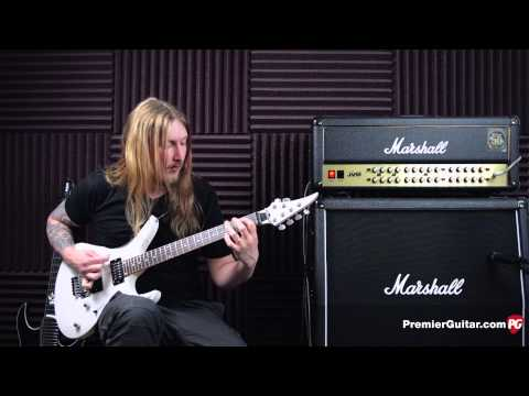 Monsters of High Gain '13 - Marshall JVM410HJS Joe Satriani Signature