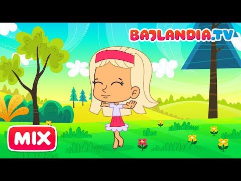 Ta Dorotka - Piosenki Dla Dzieci Bajlandia.tv - ZESTAW 16 Piosenek