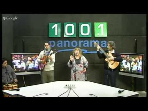 Acústico en Radio Panorama - Las Mujeres le cantan a Santiago