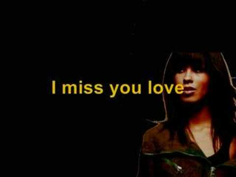 Maria Mena - Miss You Love Lyrics