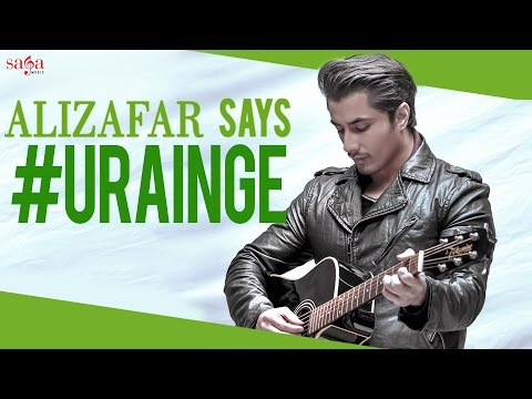 Ali Zafar Says #urainge tribute To The Victims Of Peshawar School Attack | New Songs 2015 video