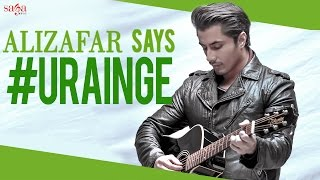 Ali Zafar says #Urainge | Ali Zafar Songs | Peshawar Attack 2015 | New Songs 2015