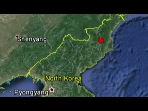 Magnitude 5.1 seismic event detected in North Korea