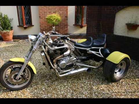 Vw Trikes For Sale Uk >> Copy of Custom trike-trikes trikes for sale motorcycle trike motor tricycle - YouTube