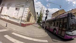 Xiaomi M365 Pro - Riding experience in traffic - Klausenburg - Cluj-Napoca - Part 14