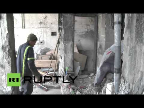 Syria: At least six killed in car bomb attack south of Damascus