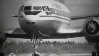 История самолёта Ил-14 / History of aircraft Il-14 (in russian)