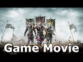 For Honor All Cutscenes   Game Movie