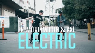 Lil Motormouth & Axl - Electric | Dancersglobal.tv