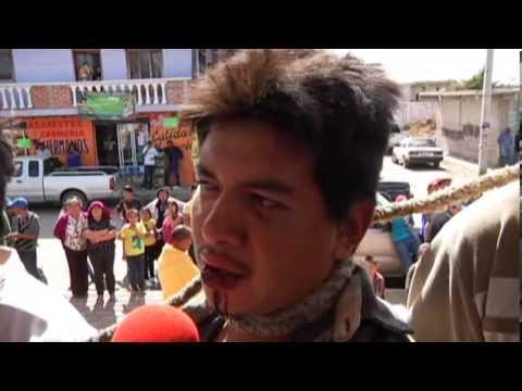 Intentan linchar a 4 sujetos en el Estado de México