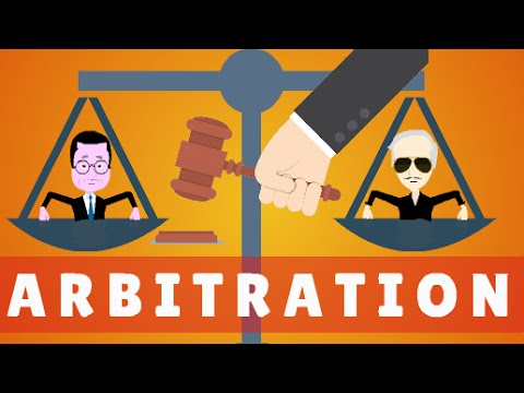 arbitration business