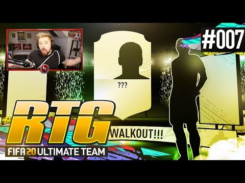 MY FIRST WALKOUT! - #FIFA20 Road to Glory! #07 Ultimate Team