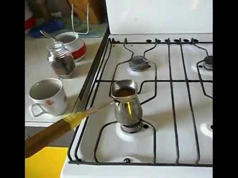 Видео как правильно варить кофе