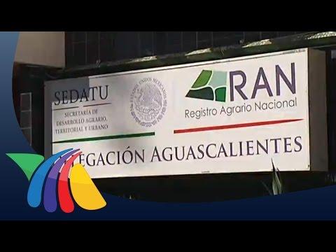 Incendio en el registro agrario nacional   Noticias de Aguascalientes