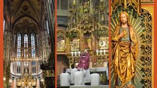 Traditional Latin Mass - 2nd Advent Sunday - Missa Populus Sion