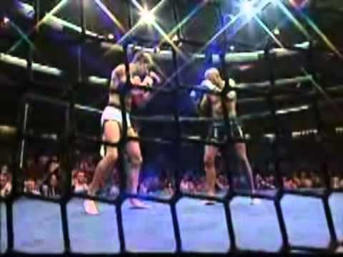 Anderson Silva VS Lee Murray - Cage Rage 8: Knights of the Octagon