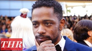 'Get Out's' Lakeith Stanfield | Oscars Red Carpet 2018