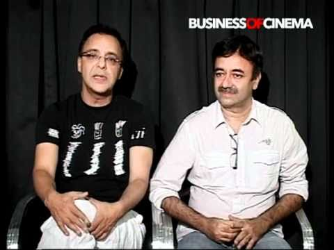 Rajkumar Hirani & Vidhu Vinod Chopra interview after 3 Idiots won National Awards