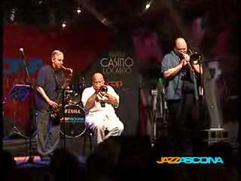 Scott Hamilton Quartet - JazzAscona 2008 Video