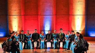 """Voice Night Out"" Izar Ederrak by Philippine Madrigal Singers"