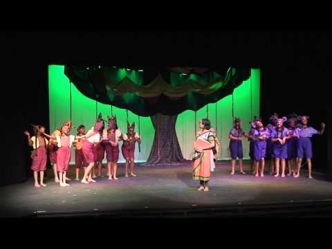 Api Keekaru Song - dangaya Children's Play - Kusumsiri And Yashodhara Production video
