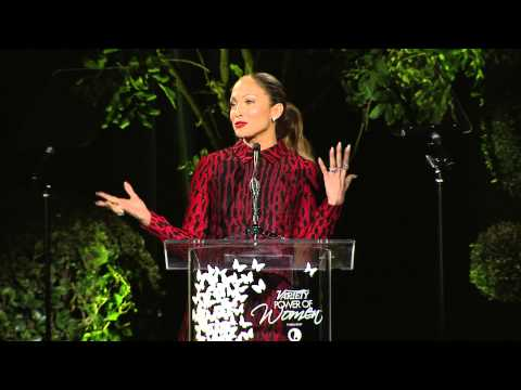 Power of Women: Jennifer Lopez on  Lopez Family Foundation