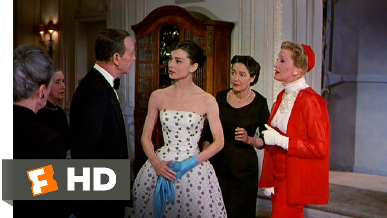 funny face 89 movie clip the quality woman 1957 hd