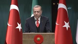 """Cumhurbaşkanı Erdoğan: """"Terörle Yürüttükleri Mücadelede Nijeryalı Dostlarımızın Yanındayız''"""