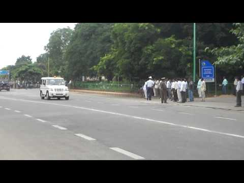 NAVEEN PATNAIK:HIGH SECURITY