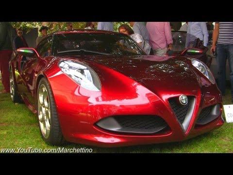 Alfa Romeo 4C - Sexiest Alfa ever?