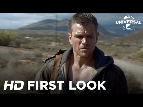 Jason Bourne (2016) First Look (Universal Pictures) [HD]